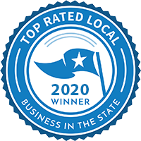 Top Rated Local Award 2019